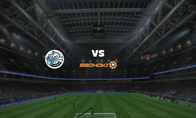 Live Streaming FC Den Bosch vs Excelsior 3 September 2021 1