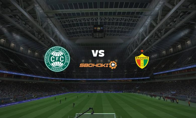 Live Streaming Coritiba vs Brusque 7 September 2021 1