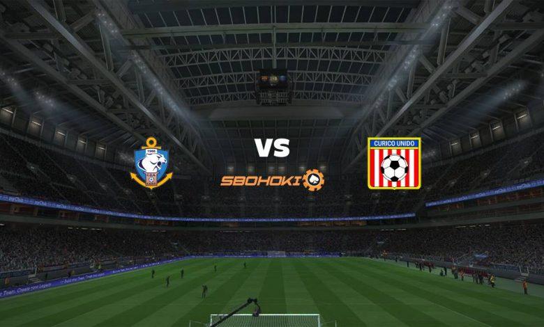 Live Streaming Antofagasta vs Curic Unido 7 September 2021 1
