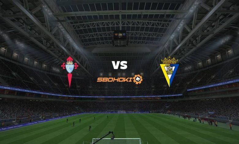 Live Streaming Celta Vigo vs Cdiz 17 September 2021 1