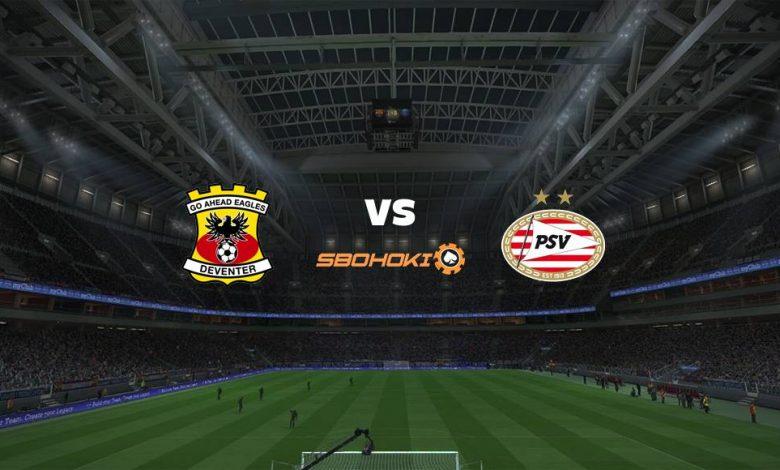 Live Streaming Go Ahead Eagles vs PSV Eindhoven 22 September 2021 1