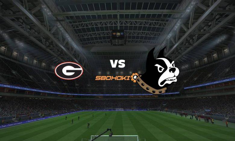 Live Streaming Georgia Bulldogs vs Wofford 5 September 2021 1
