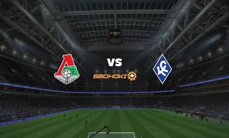 Live Streaming Lokomotiv Moscow vs Krylia Sovetov 11 September 2021 1