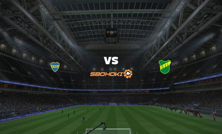 Live Streaming Boca Juniors vs Defensa y Justicia 15 September 2021 1