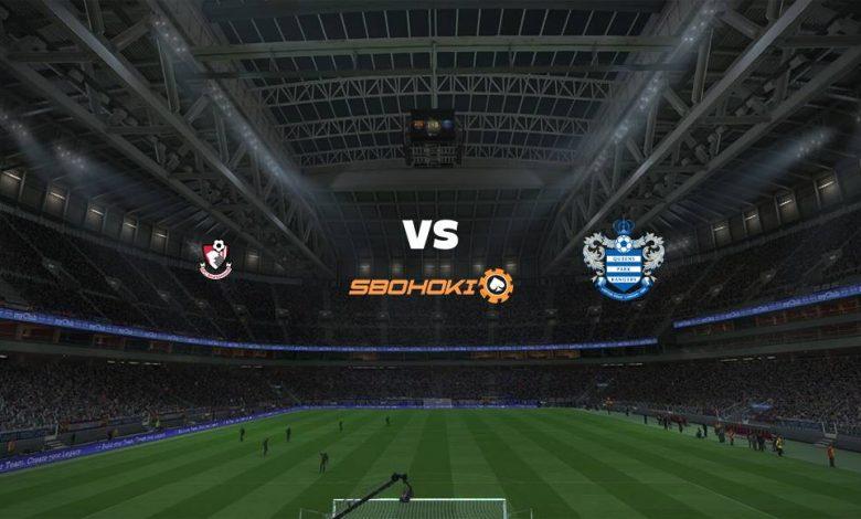 Live Streaming Bournemouth vs Queens Park Rangers 14 September 2021 1