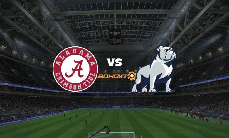 Live Streaming Alabama vs Samford 3 September 2021 1