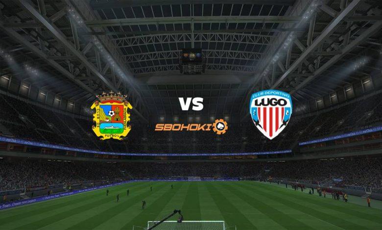 Live Streaming Fuenlabrada vs Lugo 4 September 2021 1