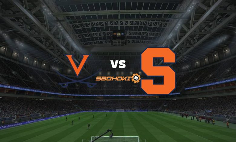 Live Streaming Virginia vs Syracuse 10 September 2021 1