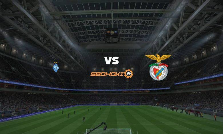 Live Streaming Dynamo Kiev vs Benfica 14 September 2021 1