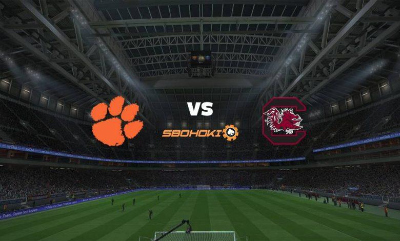 Live Streaming Clemson Tigers vs South Carolina Gamecocks 9 September 2021 1