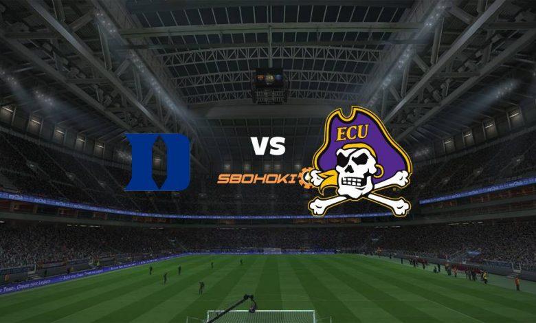Live Streaming Duke Blue Devils vs East Carolina 9 September 2021 1