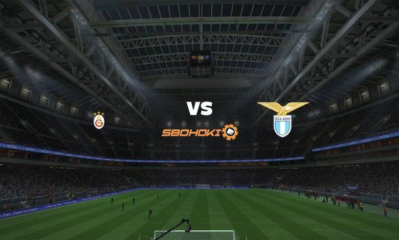 Live Streaming  Galatasaray vs Lazio 16 September 2021 1
