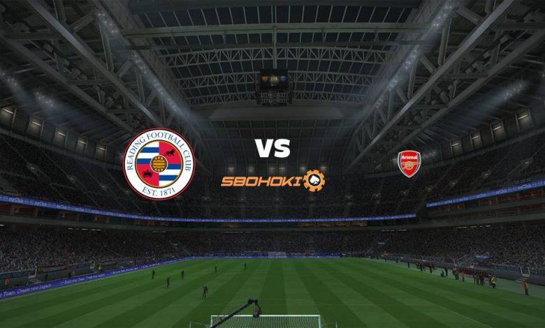 Live Streaming Reading vs Arsenal 12 September 2021 1
