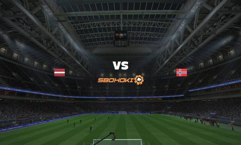 Live Streaming Latvia vs Norway 4 September 2021 1