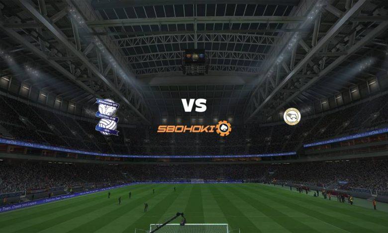 Live Streaming Birmingham City vs Derby County 10 September 2021 1