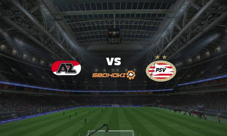 Live Streaming AZ Alkmaar vs PSV Eindhoven 11 September 2021 1