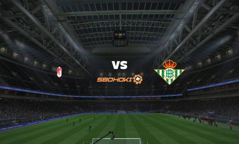 Live Streaming Granada CF vs Real Betis 13 September 2021 1