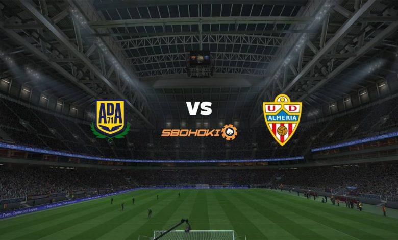 Live Streaming AD Alcorcn vs Almera 17 September 2021 1