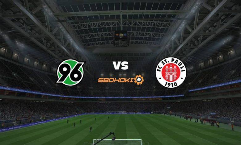 Live Streaming Hannover 96 vs St Pauli 11 September 2021 1