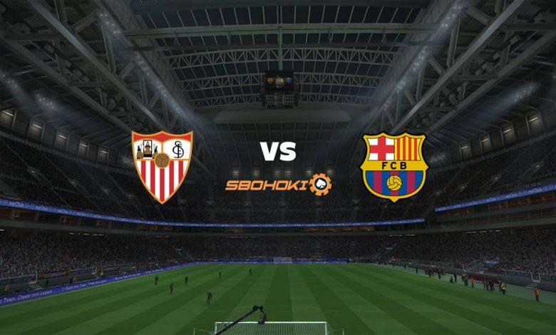 Live Streaming Sevilla vs Barcelona 11 September 2021 1