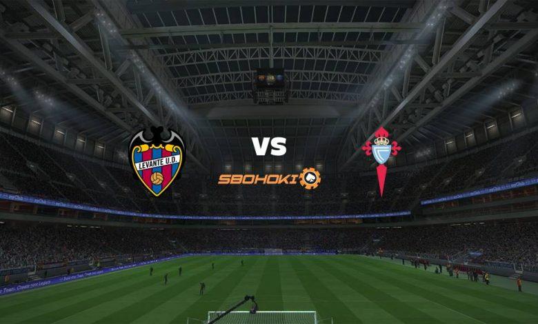 Live Streaming Levante vs Celta Vigo 21 September 2021 1