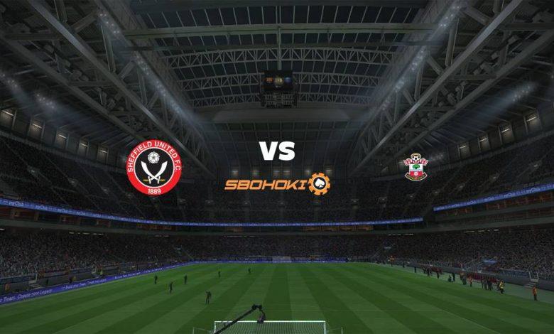 Live Streaming Sheffield United vs Southampton 21 September 2021 1