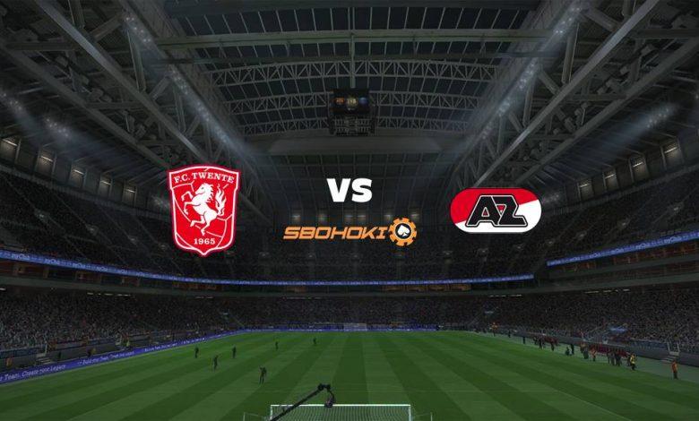 Live Streaming FC Twente vs AZ Alkmaar 23 September 2021 1
