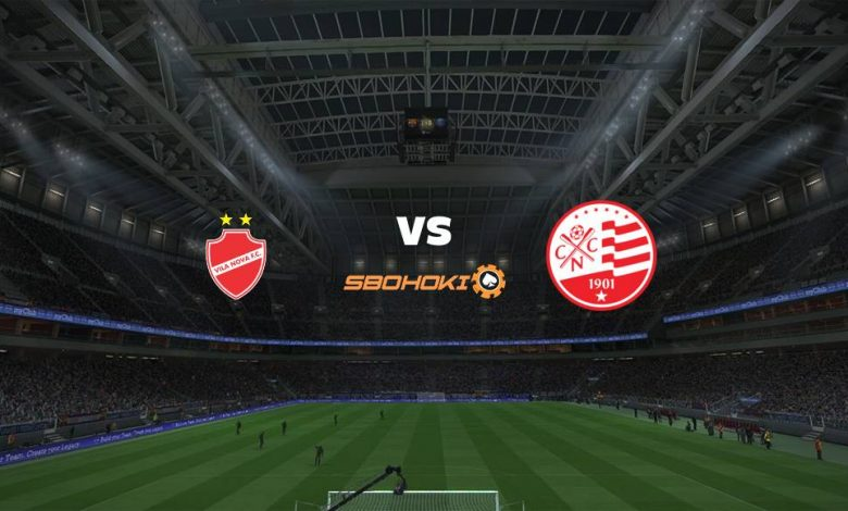 Live Streaming Vila Nova-GO vs Nutico 11 September 2021 1