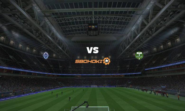 Live Streaming Vancouver Whitecaps vs Portland Timbers 11 September 2021 1