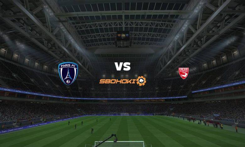 Live Streaming Paris FC vs Nimes 21 September 2021 1