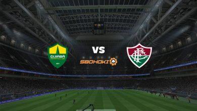 Photo of Live Streaming  Cuiabá vs Fluminense 20 September 2021