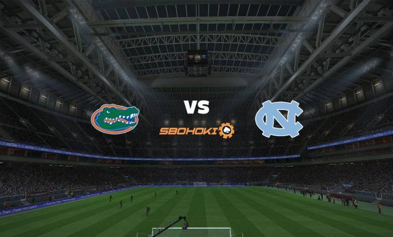 Live Streaming Florida Gators vs North Carolina Tar Heels 9 September 2021 1