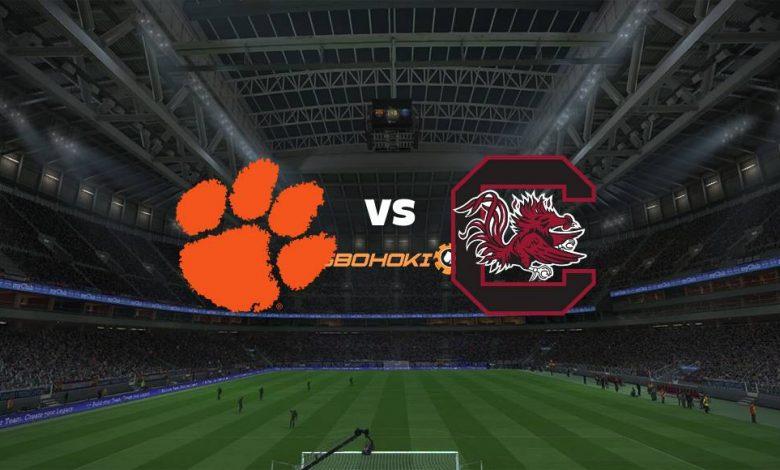 Live Streaming Clemson vs South Carolina 3 September 2021 1