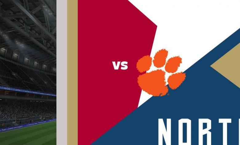 Live Streaming North Carolina State vs Clemson 10 September 2021 1