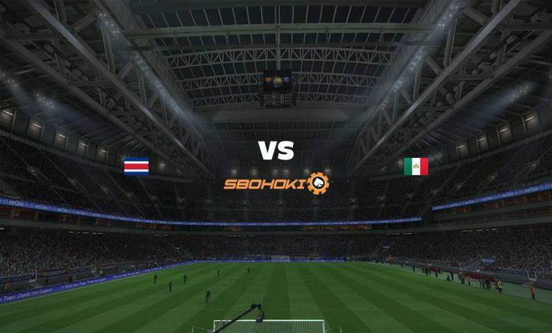 Live Streaming Costa Rica vs Mexico 5 September 2021 1
