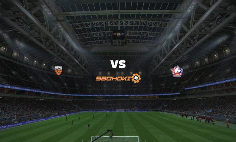 Live Streaming Lorient vs Lille 10 September 2021 1