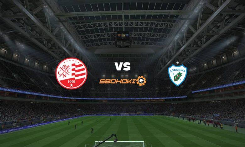 Live Streaming Nutico vs Londrina 22 September 2021 1