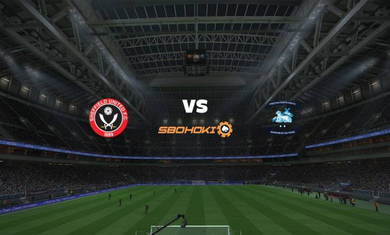 Live Streaming Sheffield United vs Preston North End 14 September 2021 1