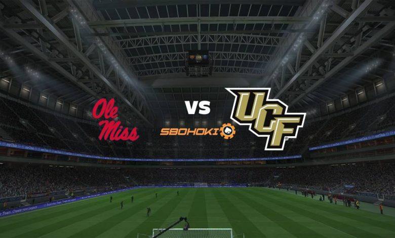 Live Streaming Ole Miss Rebels vs UCF 9 September 2021 1