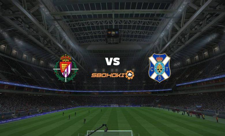 Live Streaming Valladolid vs Tenerife 12 September 2021 1