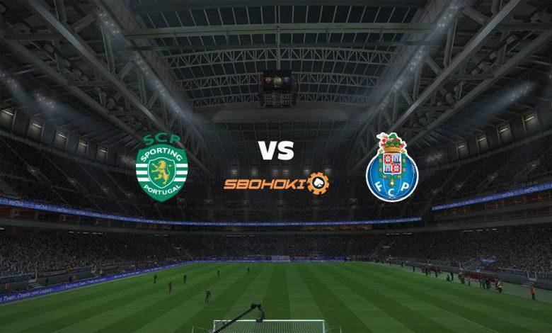 Live Streaming Sporting CP vs FC Porto 11 September 2021 1