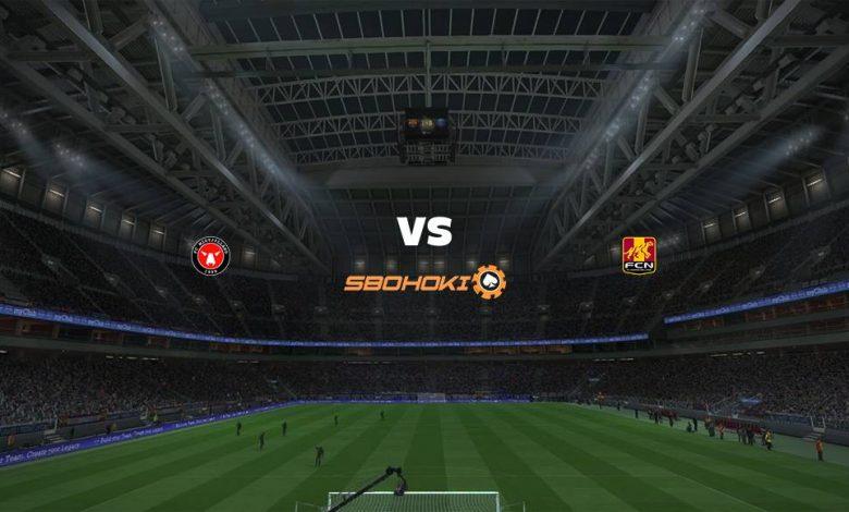 Live Streaming FC Midtjylland vs FC Nordsjaelland 10 September 2021 1