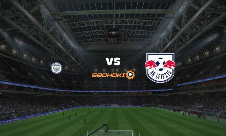 Live Streaming  Manchester City vs RB Leipzig 15 September 2021 1
