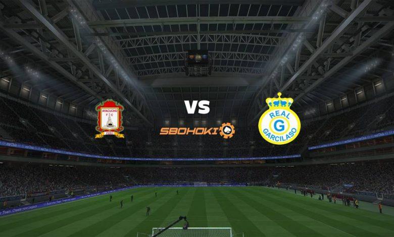 Live Streaming Ayacucho FC vs Cusco FC 11 September 2021 1