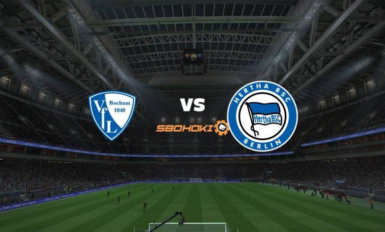 Live Streaming VfL Bochum vs Hertha Berlin 12 September 2021 1