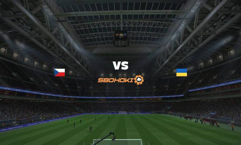 Live Streaming Czech Republic vs Ukraine 8 September 2021 1