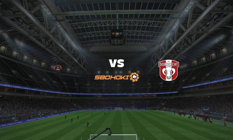 Live Streaming Excelsior vs FC Dordrecht 10 September 2021 1