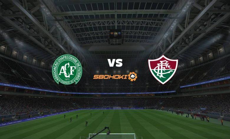 Live Streaming Chapecoense vs Fluminense 8 September 2021 1