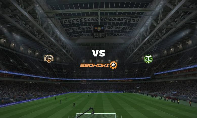 Live Streaming Houston Dynamo vs Portland Timbers 4 September 2021 1
