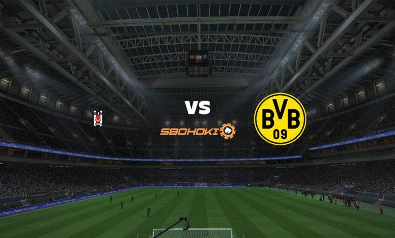 Live Streaming Besiktas vs Borussia Dortmund 15 September 2021 1